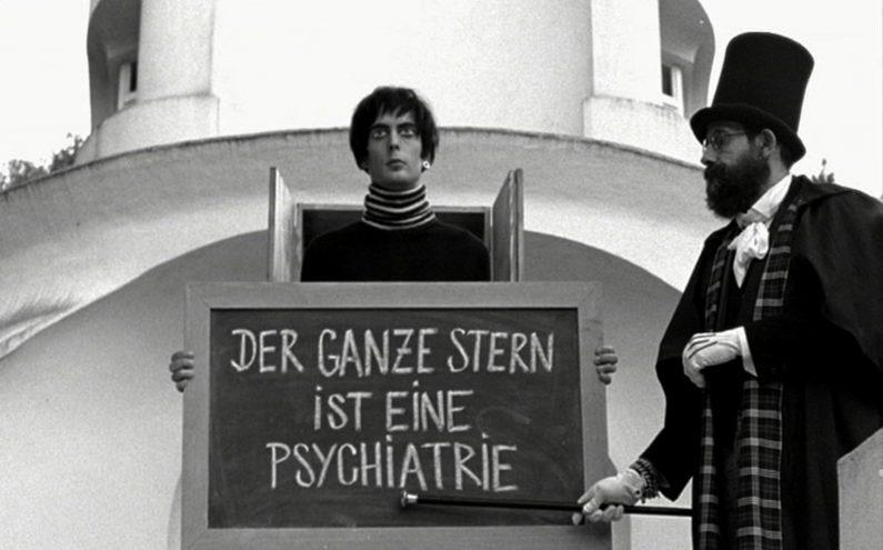 Kunsthaus Hamburg_Krankheit als Metapher_Filmstill aus Javier Téllez, Caligari und der Schlafwandler, 2008