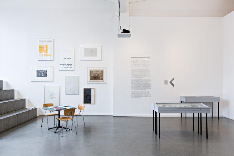 DEU, Hamburg, 2017, Passagen - Eine kleine Geschichte des Kunstvereins in den Hamburger Institutionen, hier: