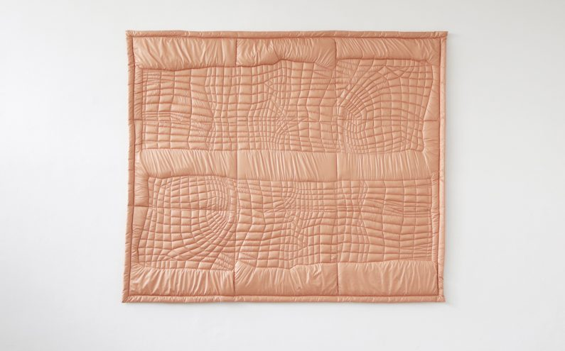 "Laura Franzmann, ""UV-covering (King Size)"", 2017"