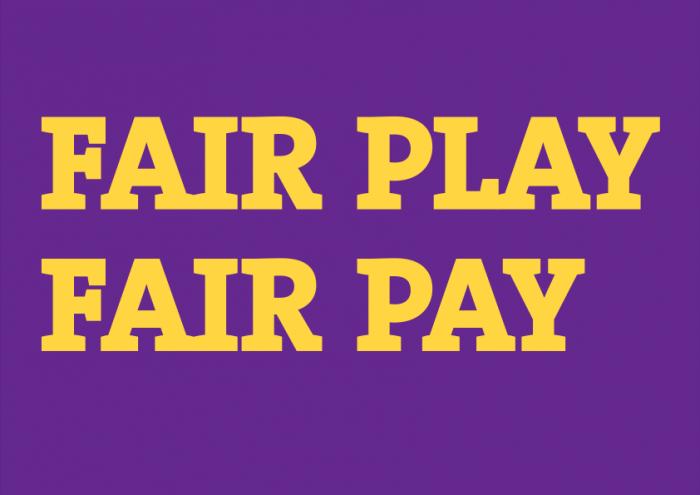 Fair Play – Fair Pay